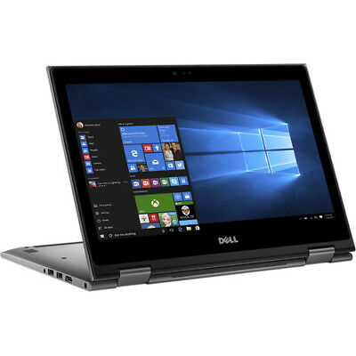 "New Dell 13.3"" 5000 Touch SCreen 2-in-1 FHD IPS Laptop Intel i3-7100U 4GB 1TB"