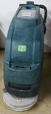"""Nobles Tennant SS17 17"""" Auto scrubber Disk Floor Scrubber.  LOW 28 Hours!"""