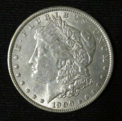 1900 Morgan Silver Dollar - Great Luster / Ms Detail / No Reserve!!!