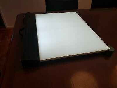 Portable Light Box Drawing Tracer Board Pad 620mm x 450 mm