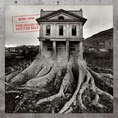 Bon Jovi This House Is Not For Sale Deluxe Edition Sealed Cd Brand New