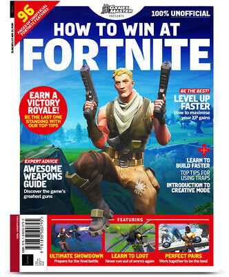 Game Master Presents - How To Win At Fortnite Guide 100 Pages