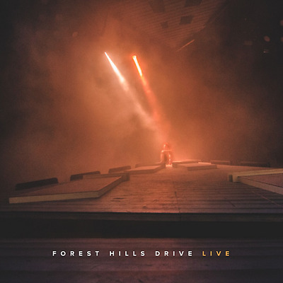 J. Cole : Forest Hills Drive Live.  New CD, Explicit