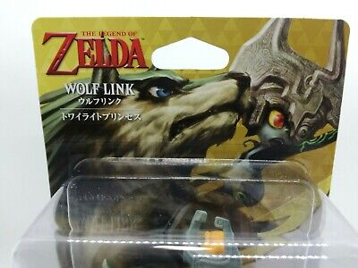Amiibo Wolf Link The Legend of ZELDA Twilight Princess Japan F/S Nintendo