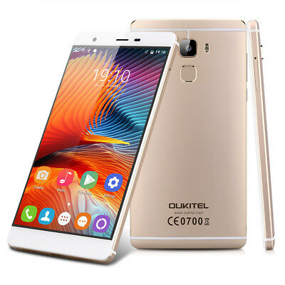 "Only one!!!! Oukitel U13 5,5"" 4G Smartphone Dual SIM Android Octa-Core 3GB+64GB"