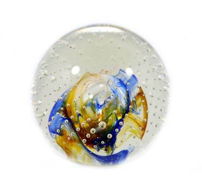 Vintage Caithness Scotland Collector's Club 1992 Reflections paperweight