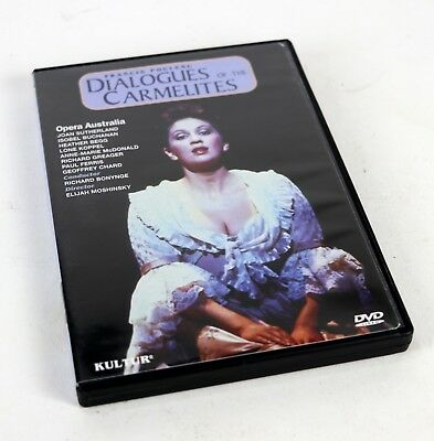 DIALOGUES OF THE Carmelites (DVD Used Very Good) - $21 52