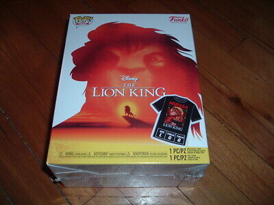 Funko Pop! Disney The Lion King Collectors Box~ Sealed~ Target Exclusive~ L T~