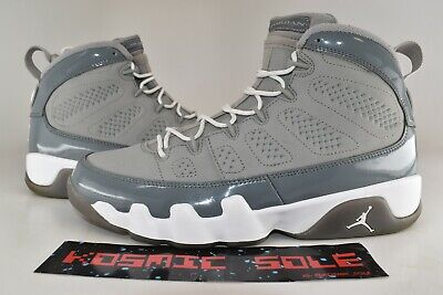 "competitive price 4c0be 3b789 Nike Air Jordan 9 Retro ""Cool Grey"" 2012 Style   302370-015 Size"