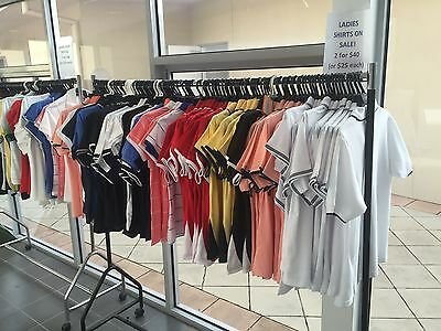 Lucky Dip- Sports Leisure *Ladies* Ba Approved Lawn Bowls Shirts *2 For $30.00*