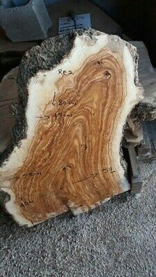 Madera de Olivo slabs boards live edge RE2 - 80 euros, transport incluido UK