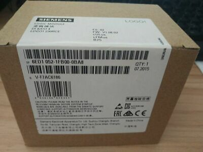 6ED1052-1FB00-0BA8 6ED1 052-1FB00-0BA8 1PC NEW IN BOX Siemens free shipping &R1