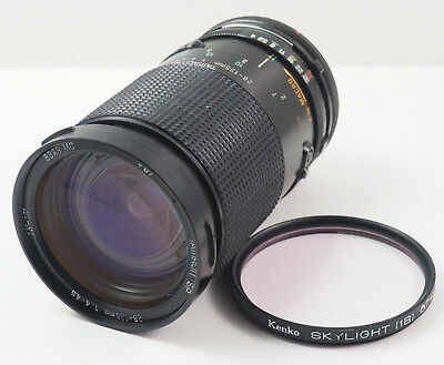Tamron SP 28-135mm 1:4-4.5 BBAR MC ADAPTALL2 for FD in Very Good condition