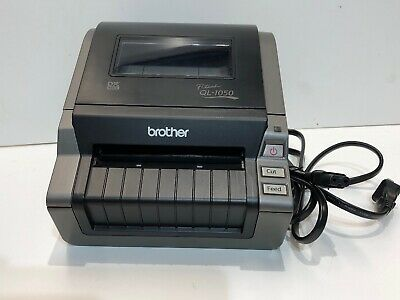 Brother QL-1050 P-touch With power cord