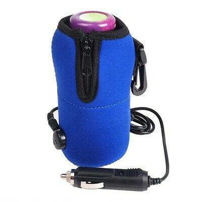 in Car Baby Quickly Milk Travel Cup Warmer Heater  Baby Bottle Heaters DC 12V A3