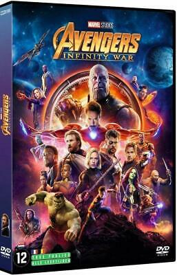 Avengers 3 : Infinity War  [DVD]   NEUF cellophané