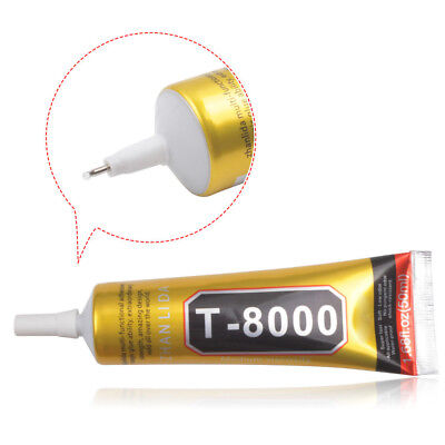 T-8000 Multi-purpose 50ml Adhesive Glue for Jewelry handicrafts Phone Others Hot