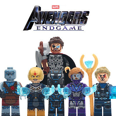 Marvel Avengers End Game - New Lego Moc Minifigure Gift For Kids Collection
