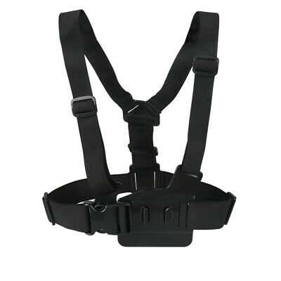 Adjustable Chest Belt Strap Mount Harness Sport Action Camera Accessories Hot