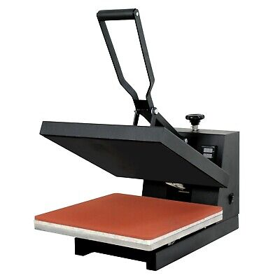 10x12 Digital Sublimation Heat Press Machine Transfer Swing Away 360 for T-shirt