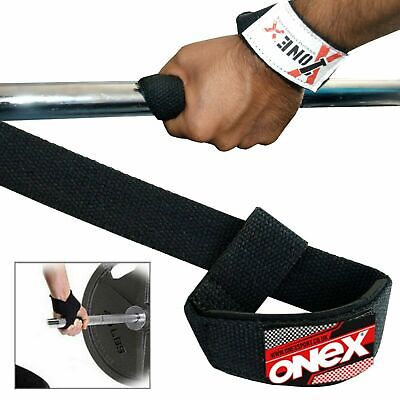 Cross Fit Training Weight Lifting Bodybuilding Gym Straps Hand Bar Wrist Support