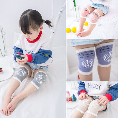 Fashion NEW Baby Infant Crawling Knee Pads Safety Walking Leg Elbow Protector