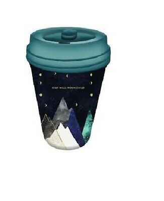 La Luna Travel Mug - Stay wild, Moon child -  Beautiful  Stylish Mug