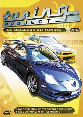 Tuning Project : Le Meilleur Tuning Vol. 2 - Dvd Neuf Sous Cello