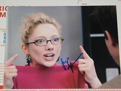 Autographs-original Judy Greer Signed 8x10 Photo Ant-man Archer Beckett Bas Autograph Auto F
