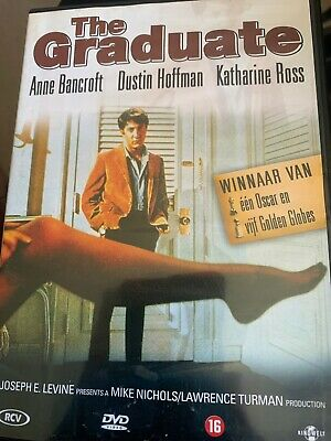 THE GRADUATE | DVD | condition very good