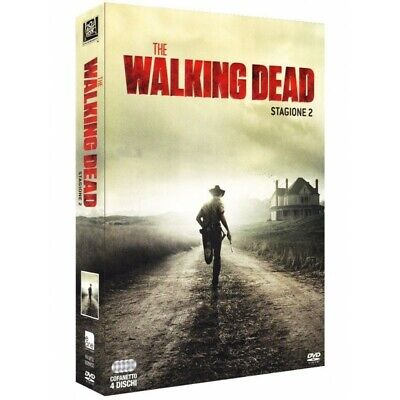 The Walking Dead - Stagione 02 (4 Dvd)