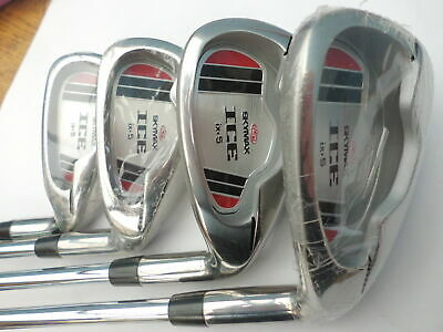 PRE LOVED SKYMAX ICE iX-5 GOLF IRONS ~ 5,7,9,SW ~ REG FLEX ~ HOLIDAY/SPARE SET ?