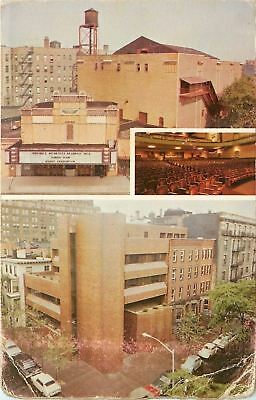 New York City~Jehovahs Witnesses Assembly Hall~Bethel Home Addition~1969 PC