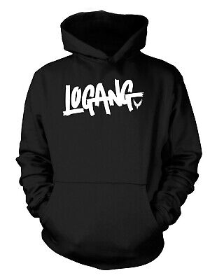Logang Hoodie Or T-Shirt Logan Paul Inspired Jumper YouTube Merch Adults & Kids