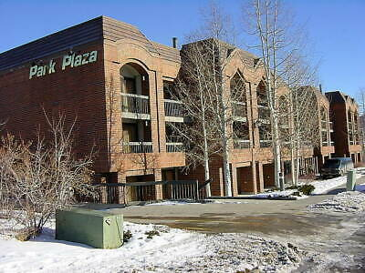 PARK PLAZA RESORT - PARK CITY, UTAH - 2 BR 3 Bath ANNUAL SKI SEASON - Sleeps 8