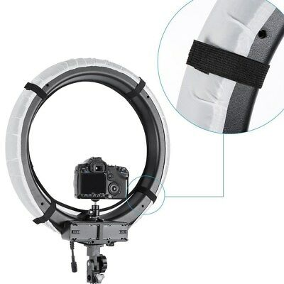 """18""""/46cm Photography Video Light Softbox Diffuser for Ring Flash Light White AU"""