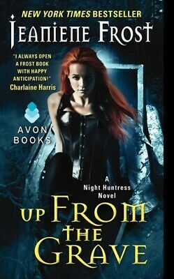 Up From the Grave - Jeaniene Frost - 9780062076113