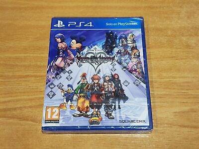 Kingdom Hearts Hd Ii.8 Final Chapter Playstation 4 Ps4 Pal España Nuevo 2.8 Ii 8