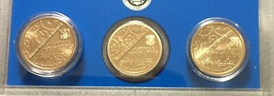 2018 P D S American Innovation $1 Proof Coin & P & D Uncirculated  3 COINS