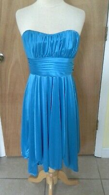 9abde5e79 NEW TRIXXI SEQUINED Strapless Homecoming Party Dress Junior's size 7 ...