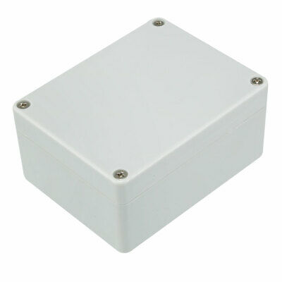 MC001106 IP65 ABS Enclosure with Flanges 55x115x90mm Clear Lid