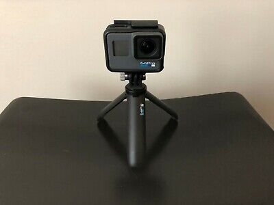 GoPro Hero6 Black in EXCELLENT CONDITION | RARELY USED | GOPRO TRIPOD INCLUDED