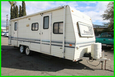 1992 Prowler 24' Travel Trailer NO RESERVE