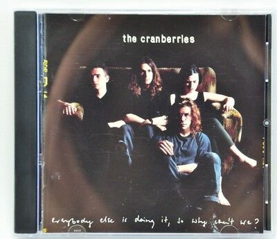 The Cranberries Everybody Else Is Doing It, So Why Can't We? Music CD, Apr-1993