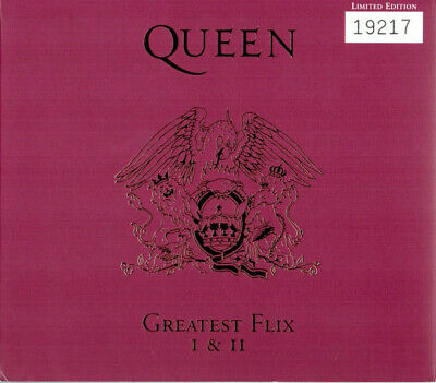 Queen Greatest Flix I & Ii  Limited Edition 06166
