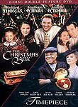 Timepiece / The Christmas Box Double Feature (DVD, 2003, 2-Disc Set)