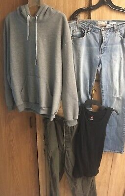 Peppermint - Set of Production and Screen Worn Prop Wardrobe! Jennifer Garner!
