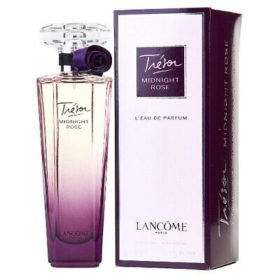 Tresor Midnight Rose by Lancome 2.5 oz EDP Perfume for Women New In Box