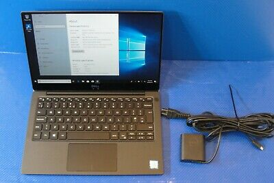 "9/10 FLAWLESS Dell XPS 13 9370 13.3"" 4K UHD Touch i7-8550U 16GB 512GB SSD /#2"