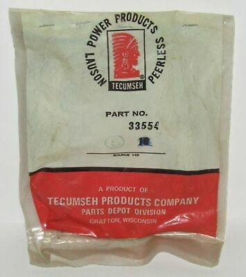 New Tecumseh Lauson Power Products Head Gasket Lot Of 3 Part No. 33554